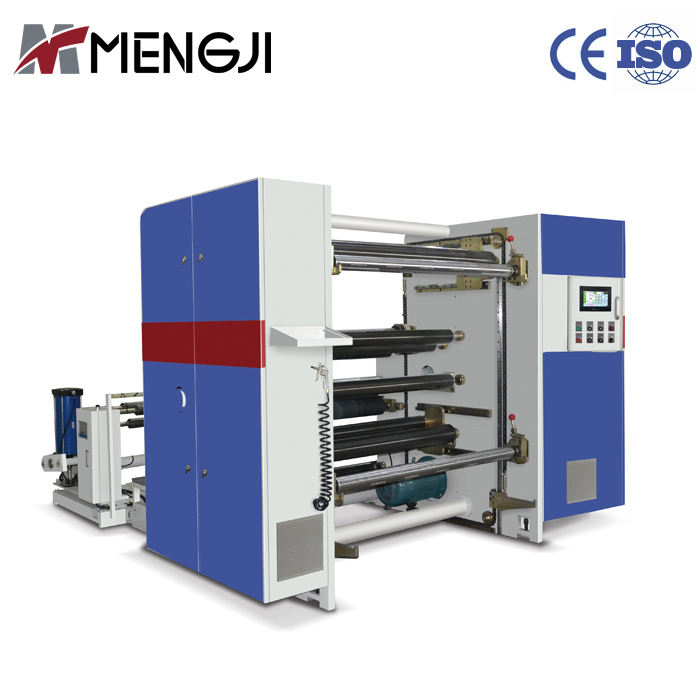 hot sell high quality cheap plotter paper roll slitting machine