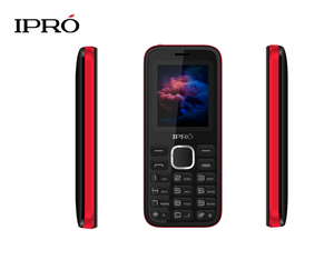 Economic and Reliable IPRO A8 mini 1.77 inch TFT feature phone basic phones for sale 800mAh battery wholesale online