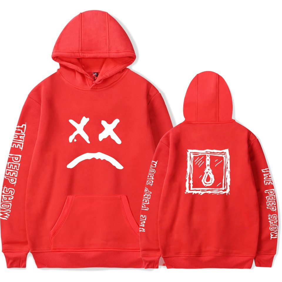 Lil Peep Hoodies Love lil peep men Sweatshirts Hooded Pullover sweatershirts male/Women sudaderas cry baby Streetwear Hoodie Men