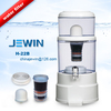 Square ceramic pots water filter hydrogen mineral pot