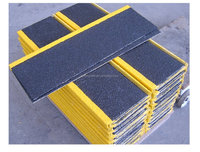 STRONGRATE FRP stair tread cover
