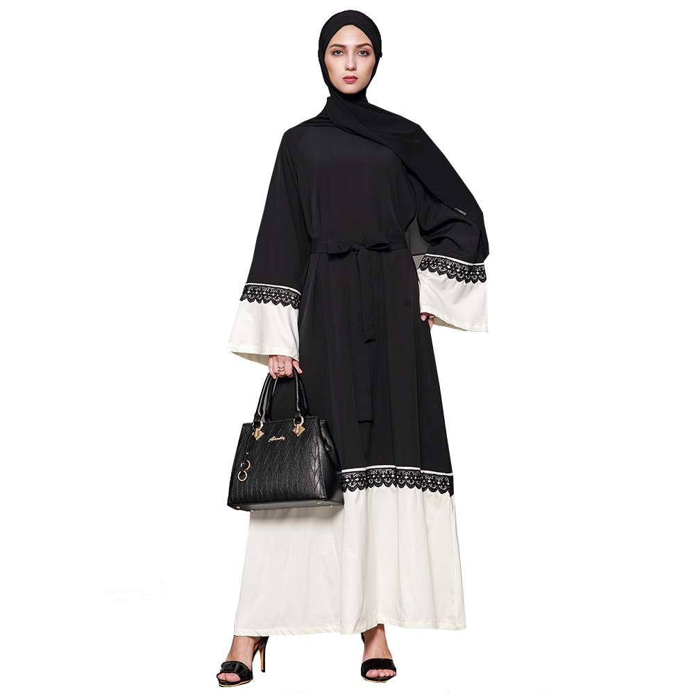 1559# Islamic clothing eid classic style of muslim dress dubai 2018 latest abaya designs