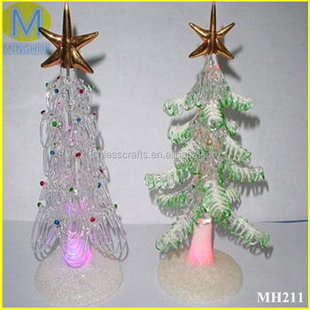 chinese hand blown glass christmas tree ornaments on sale