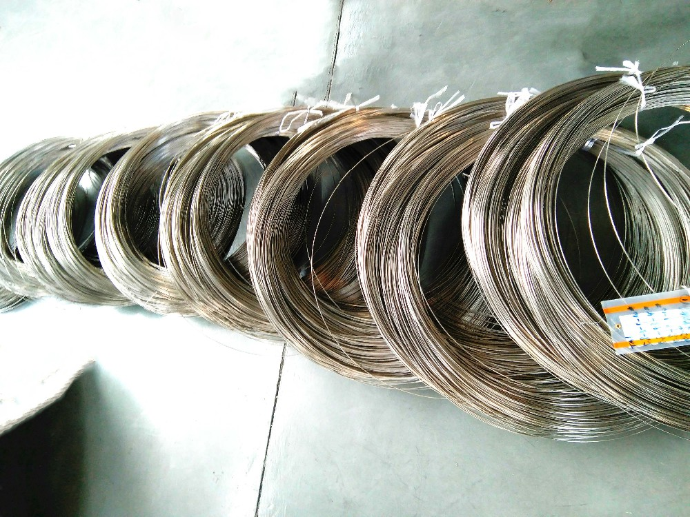 Nitinol Superelastic Shape Memory Alloy Wire With Good ...
