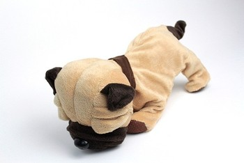 Plush Electronic Robotic Pug Dog Toy Buy Electronic Toy Electronic