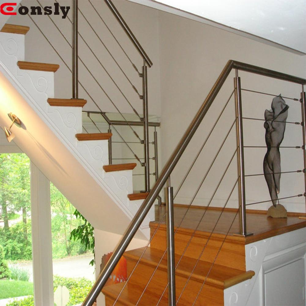 Rampe D Escalier Traduction Anglais balustrades et mains courantes composants en acier inoxydable rampe  d'escalier en métal préfabriqué - buy balustrade d'escalier en métal