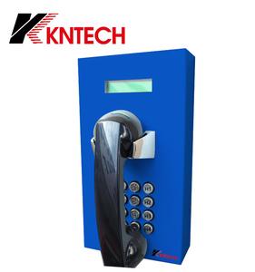 KNTECH Prison Telephones KNZD-05LCD Inmate Telephones DTMF Jail Intercom