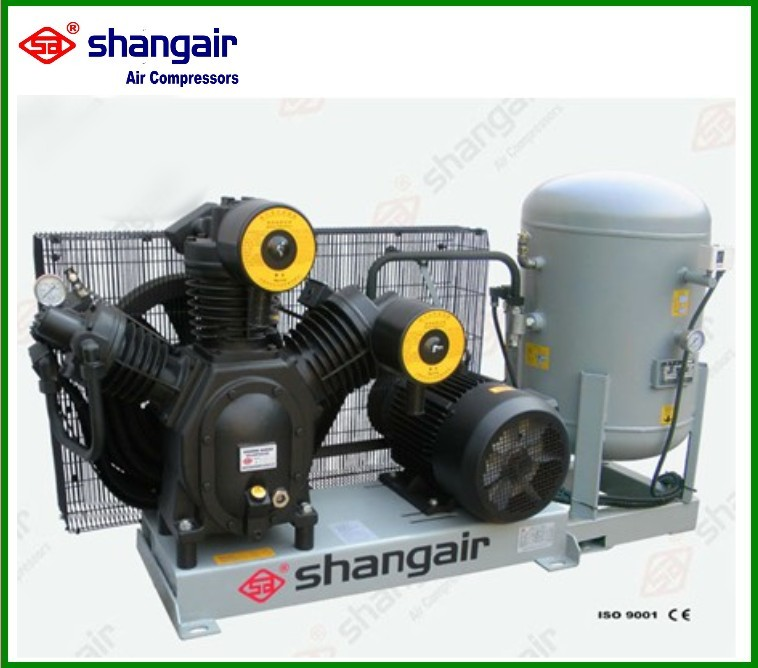 shangair 09wm 30 bar kolben industrie luft kompressor 12v schwere kompressor