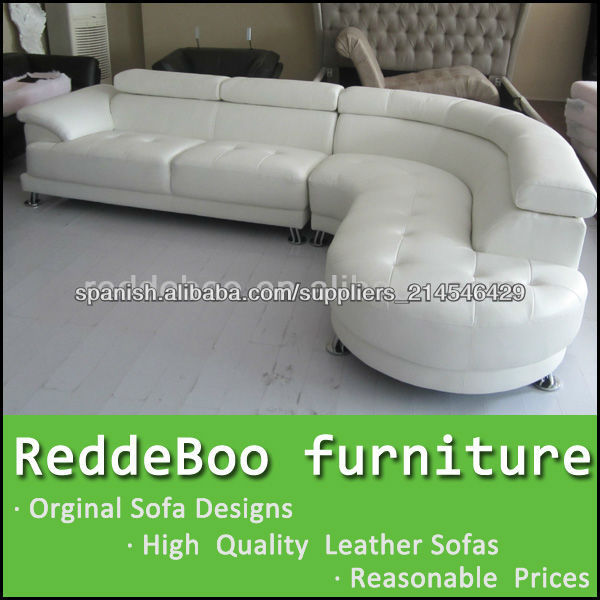 sof de cuero muebles de diseo barato y agradable de shen zhen fbrica - Sofas De Diseo Baratos