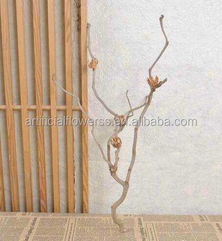 r el sec branche d 39 arbre en bois d coration pour le. Black Bedroom Furniture Sets. Home Design Ideas