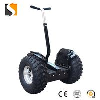 newest 2 wheel big wheel self balancing electric scooter off road for hoverboard 6.5 inch with LED light