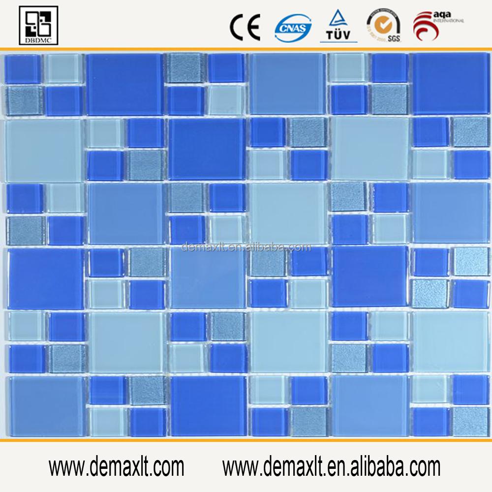 vidrio de alta calidad vtreo azulejos de mosaico de vidrio para el bao