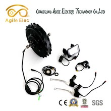 New Product 350W Controller Inside Electric Bike Kit With Technical Support