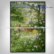 Beautiful Wall Art Natural Scenery Painting on Canvas