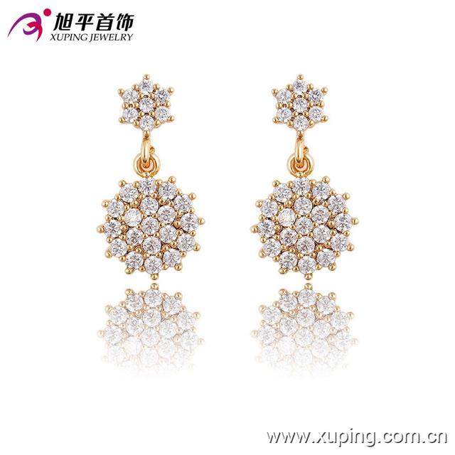1 Gram Gold Earrings Designs Yuanwenjun Com