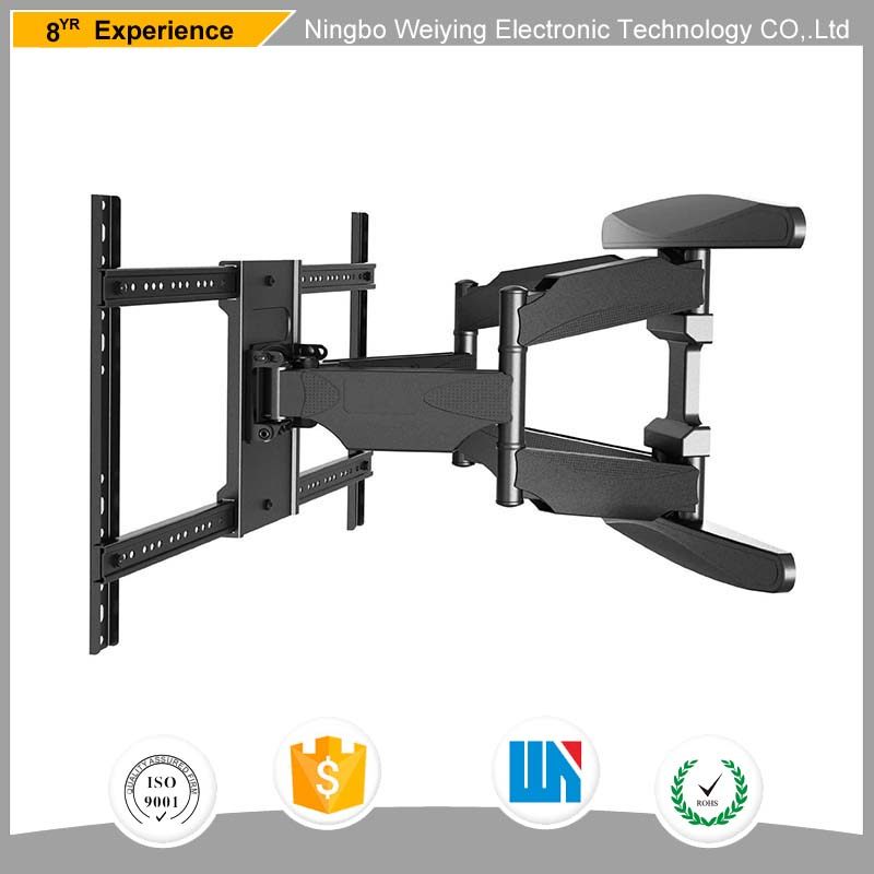 Wholesales rotation LED TV wall mount with self stand