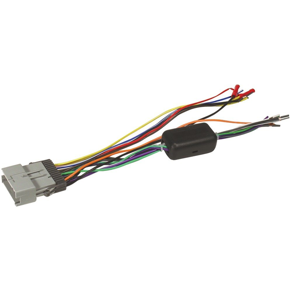 Get Quotations · Scosche Radio Wiring Harness for 2006-Up Hyundai Santa Fe  and Kia Sorrento Harness for