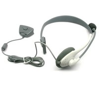 New 100% quality headset for xbox 360 compatible earphone