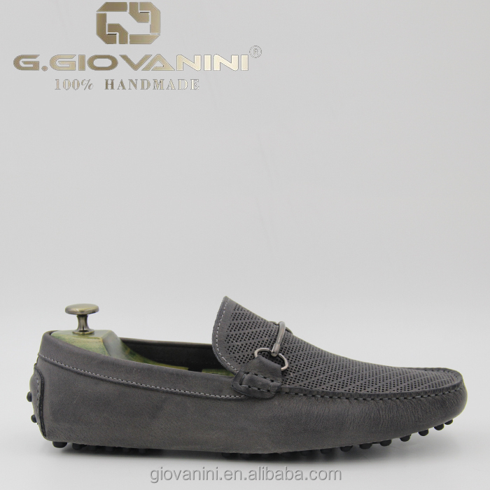 G shoes men leather for GIOVANINI Genuine 2018 shoes handmade men loafers casual 4SxYnvwn