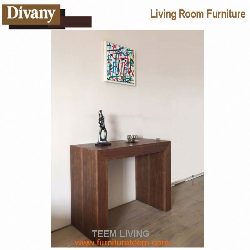 Modern Style Schlafzimmer Holztisch Klapptisch-Klapptisch