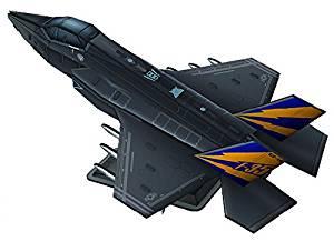 Top Race 3D Puzzle, F35 Fighter Jet Puzzle, No Glue, No Scissors, Easy to Assemble. (34 Pieces)