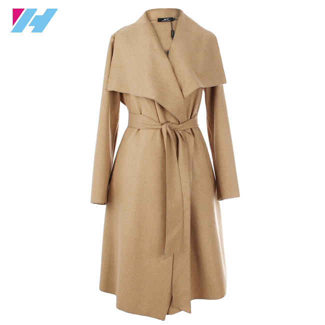 high quality yihao dongguan long coat turkey clothing manufacturers long denim coat for women online long coat model