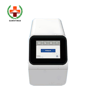 Portable Dry Chemistry Analyzer Dry Hematology Analyzer Veterinary Dry Chemistry Analyzer