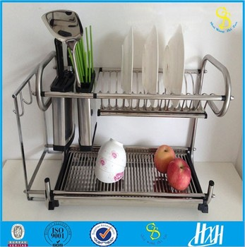 Guangzhou Manufacture Drying Plate Dish Rack Storage Holder Dinner