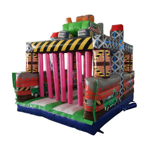 New style designed inflatable Car wash shop obstacle,inflatable obstacles equipment for sale