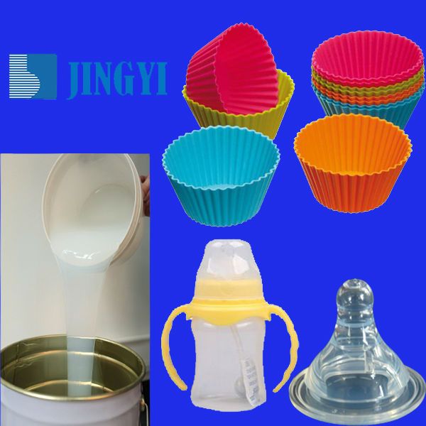 Raw materials medical grade liquid silicone, silicon rubber to make mold,  View medical grade liquid silicone, JINGYI Product Details from Guangzhou