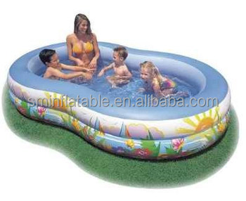 Molded plastic swimming pools inflatable baby swimming pool buy inflatable pool molded plastic for Inflatable swimming pool buy online india