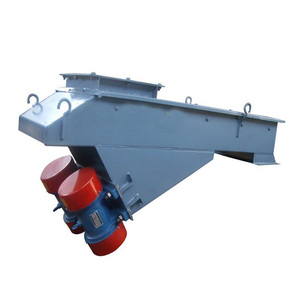 Hot sale factory direct sale price motor vibrating mine feeder machine