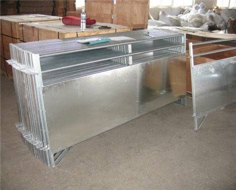 Galvanized goat farming equipment used sheep/goat panels in pakistan for sale