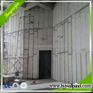 prefabricated homes caravan construction material eps cement sandwich wall boards