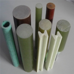 Manufacture durable epoxy resin insulator fiberglass rod