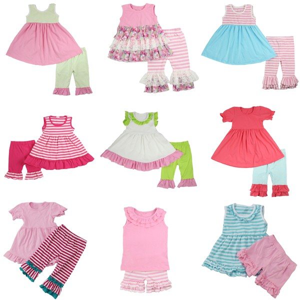 Bulk Clothing For Sale Baby Punjabi Suits Designs 3 Pcs Set ...