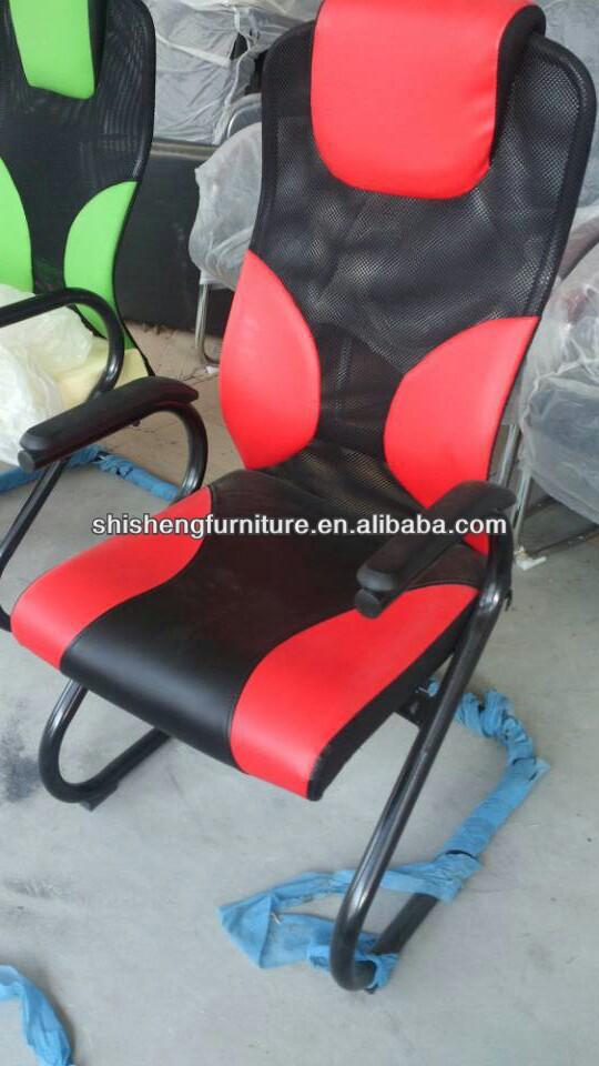 chaise de bureau sans roue chaise de bureau id de produit 1605860091. Black Bedroom Furniture Sets. Home Design Ideas