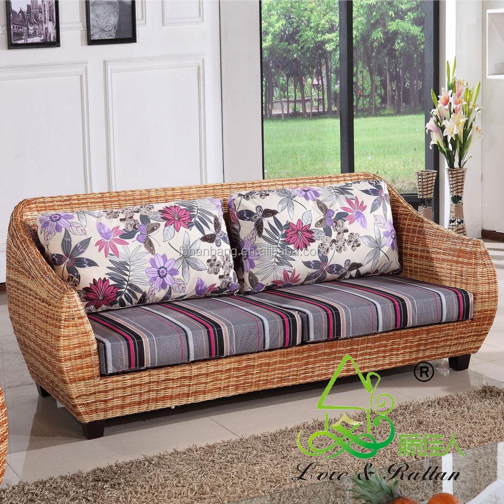 Bali Furniture Real Indoor Natural Rattan Furniture