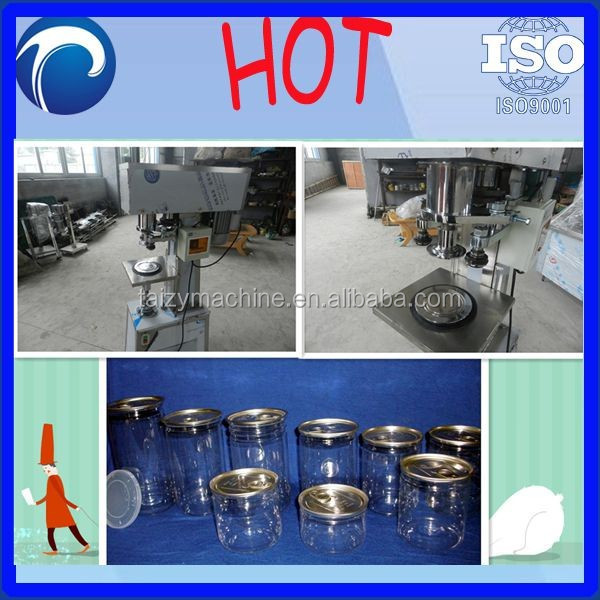High recommended Widely used manual tin can sealing machine | can seamer