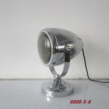European Style Motorcycle Table Lamp Light Price Induction Lamp,touch  Avialiable 8008 5