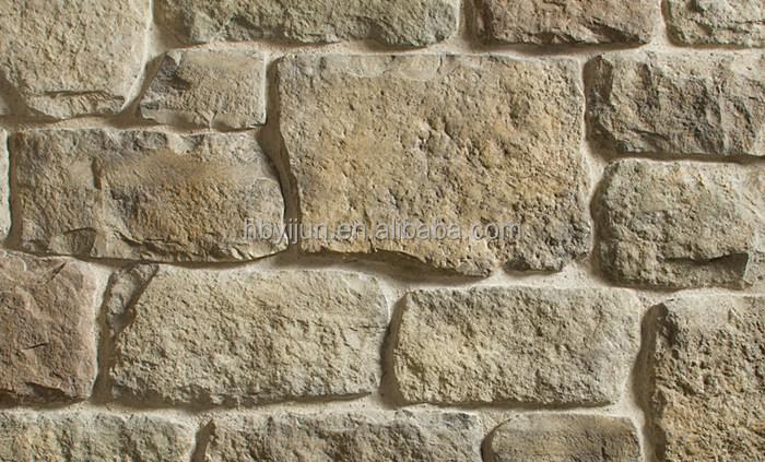 para el hogar exterior piedra de la pared decorativos para casa moderna