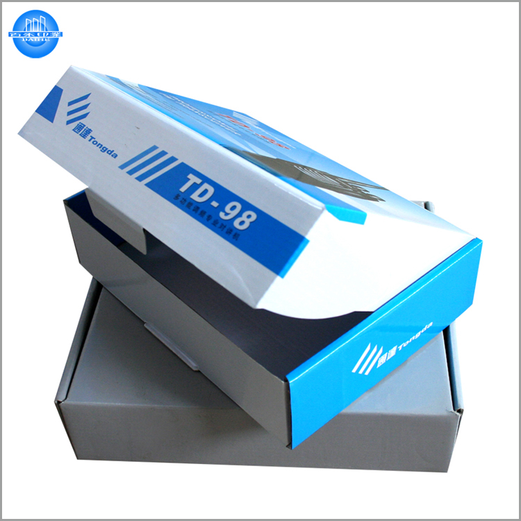 Custom printing shipping boxes corrugated carton box product carton box