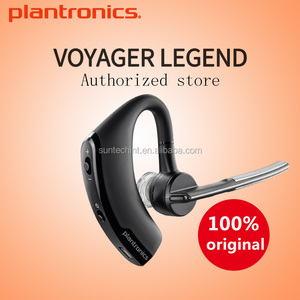 original plantronics bluetooth wireless headset plantronics Voyager Legend  with charger case edge/5200 Blue speaker