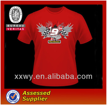 Made In China Custom Print T-shirt W/ Your Company Logo,Image ...
