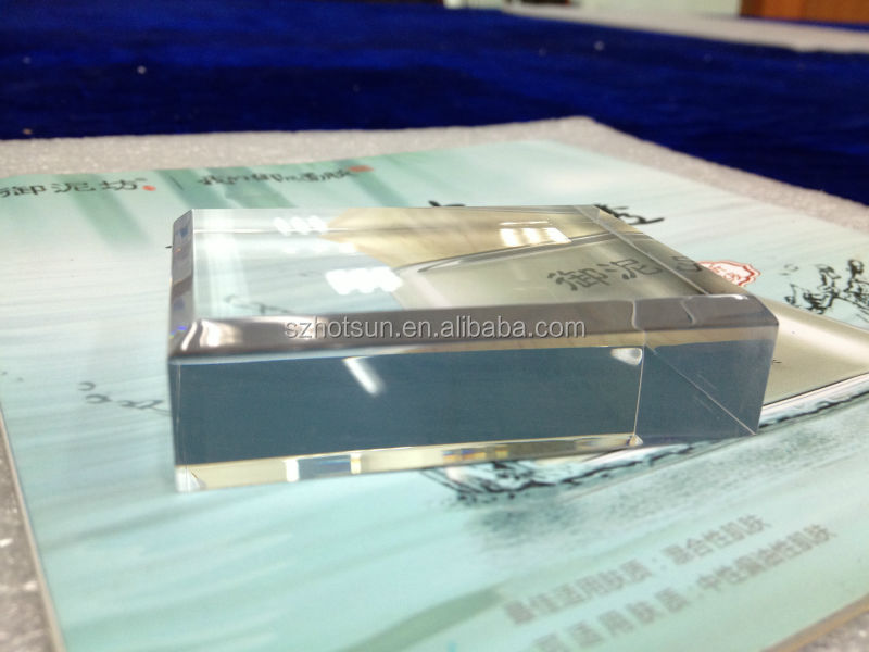 Custom Made Acrylic Lucite Paperweight   Buy Paperweight Acrylic