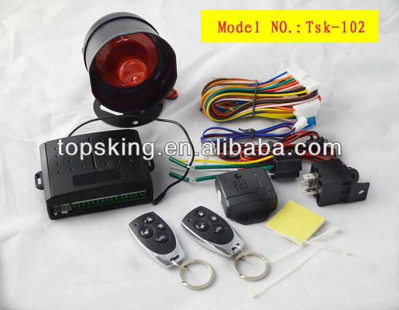 viper car alarms service manual