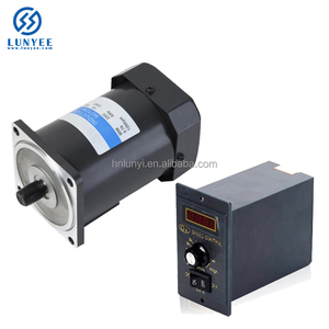 Low Rpm High Torque AC Electric Motor Speed Control