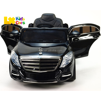 Licensed Mercedes Benz S600 Electric Car For Kids 24 V Ride On Cars