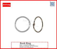 Company loose leaf book Iron Wire Ring Binder rings