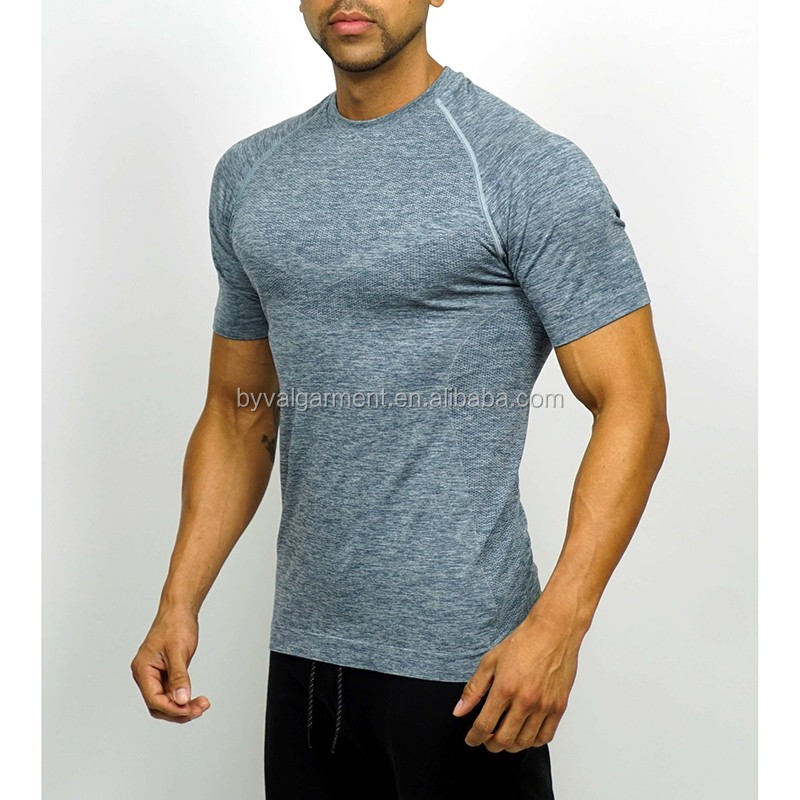 356cce66 Army green heather cationic blank dry fit man's t shirt wholesale 95%polyester  5%